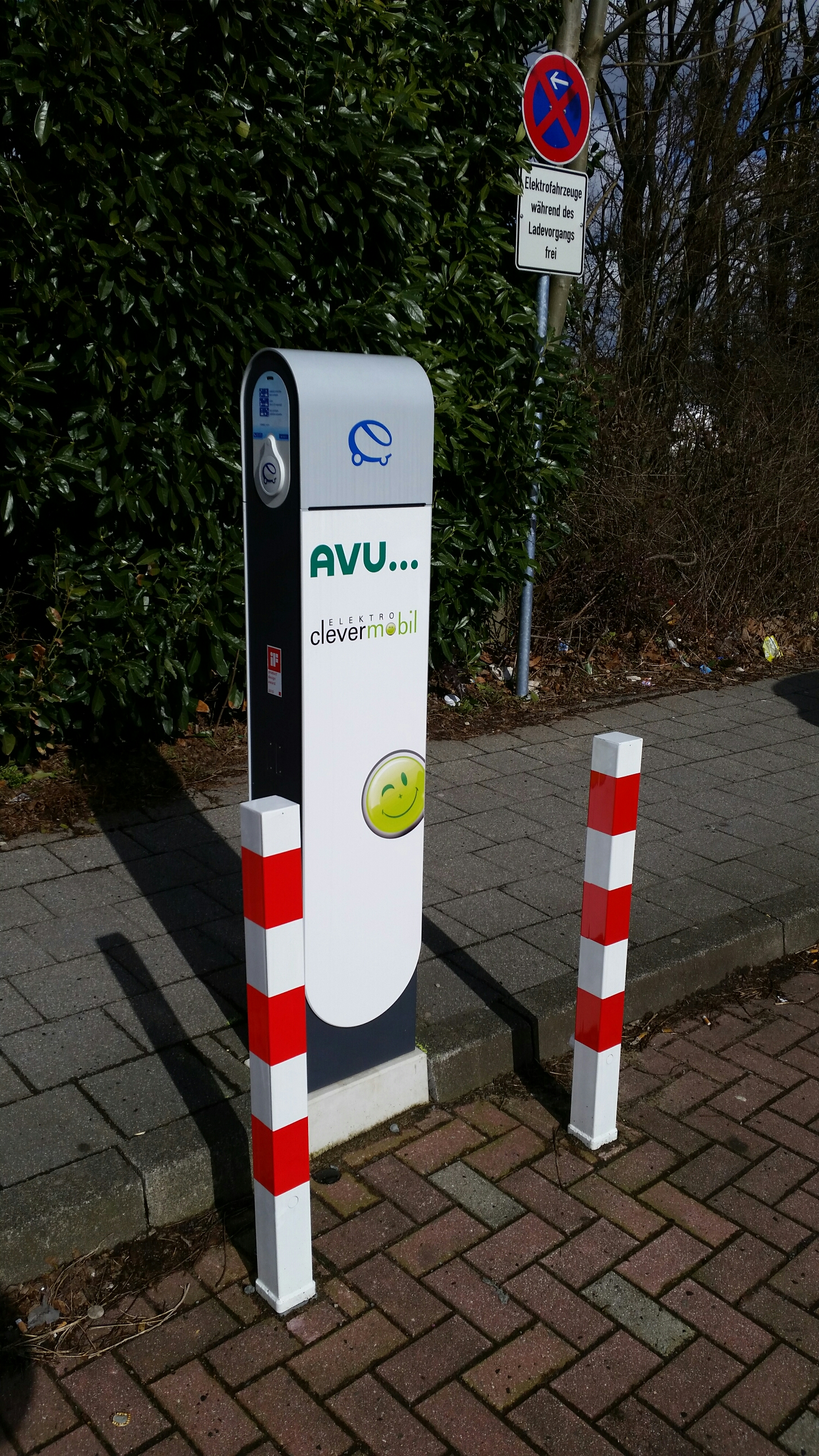 clevermobil Ladestation