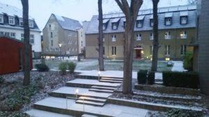 Kiho im Schnee
