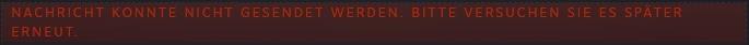 Chat zu Steam, Nachricht konnte nicht gesendet werden. Bitte versuchen Sie es später erneut.
