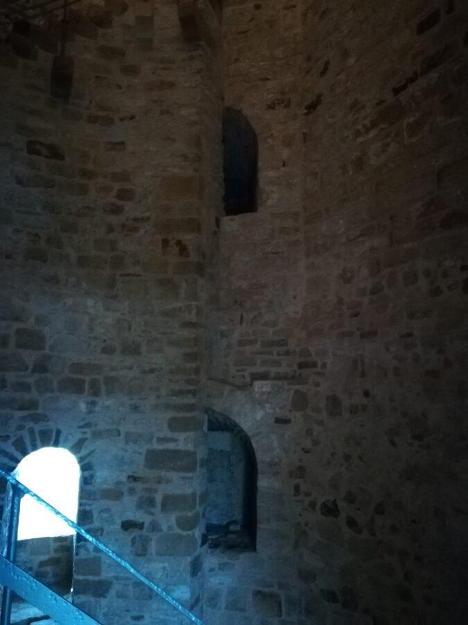 Turm von innen