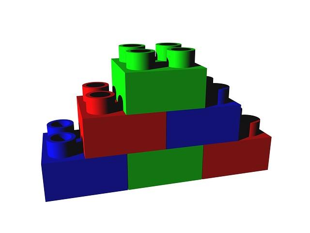 Stecksteine Aufbau